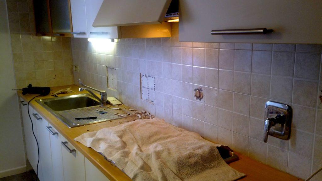 rinnovare cucina vecchia