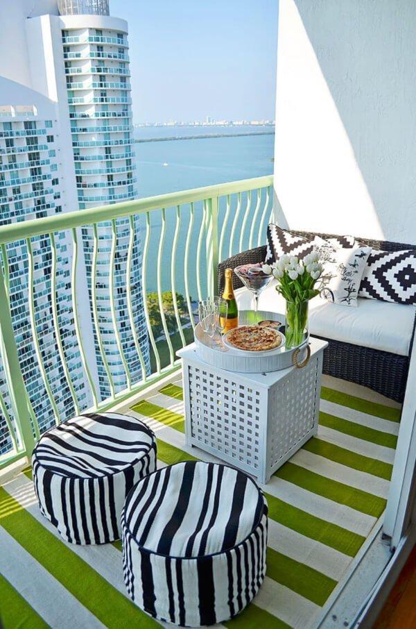 abbellire il balcone