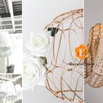 Lampadari fai da te: 10 idee creative e tutorial