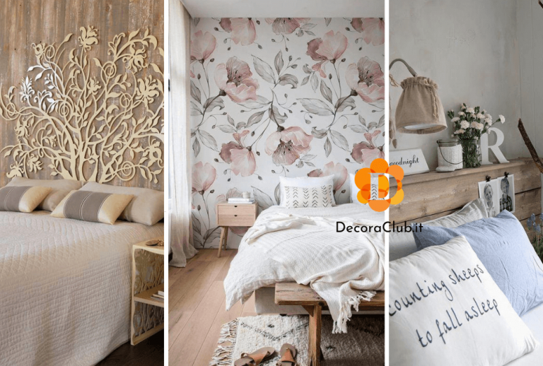 Decori per la parete della camera da letto: 10 idee per ogni stile